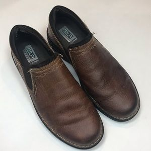 Ariat Loden Pecan Leather Casual Comfort Shoes